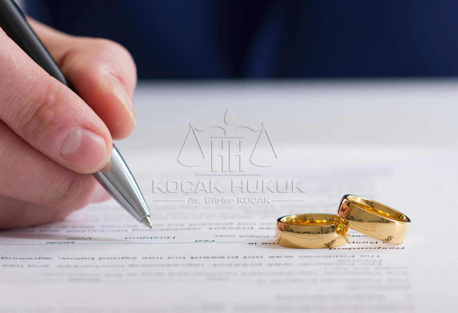 Kocak Hukuk | Boşanma Davası İçin Gerekli Olan Evraklar
