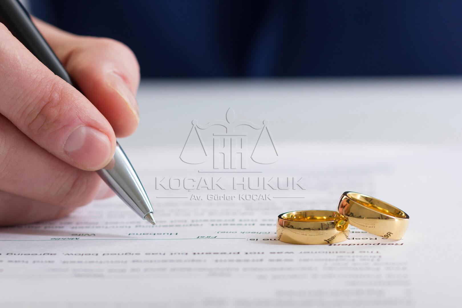 Koçak Hukuk | Boşanma Davası İçin Gerekli Olan Evraklar